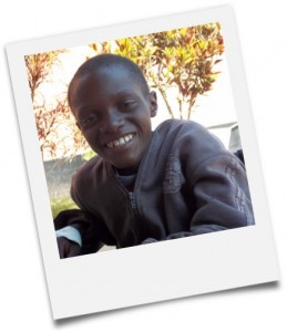 Photo: Young boy courtesy of The International Children's Palliative Care Network